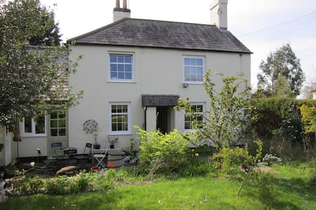 Airy room in 200 yr old cottage - Dorset - Bed & Breakfast