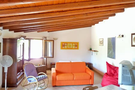 New builded bungalow with garden - La Caletta - Bungalow