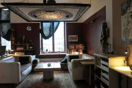 Super gemütlich und mitten in der City - Leipzig - Apartmen