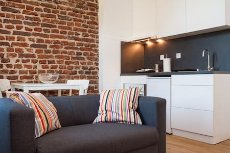 5-Cosy flat for 2 in Central Sofia