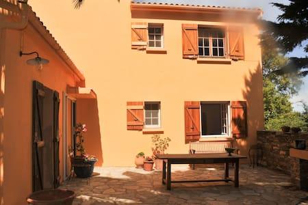 maison entre montagne et mer - Poggio-d'Oletta - Haus