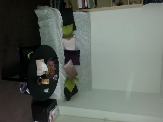 1 bedroom appart 15 min from center - Arcueil - Condominio
