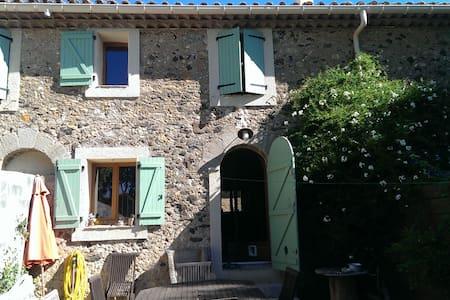Chambre privée au calme - Cazouls-d'Hérault - Haus