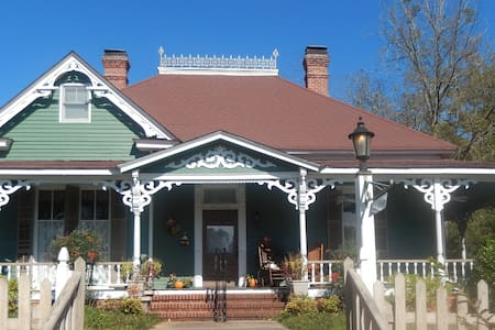 1880 Victorian in the countryside - Hamilton - Bed & Breakfast