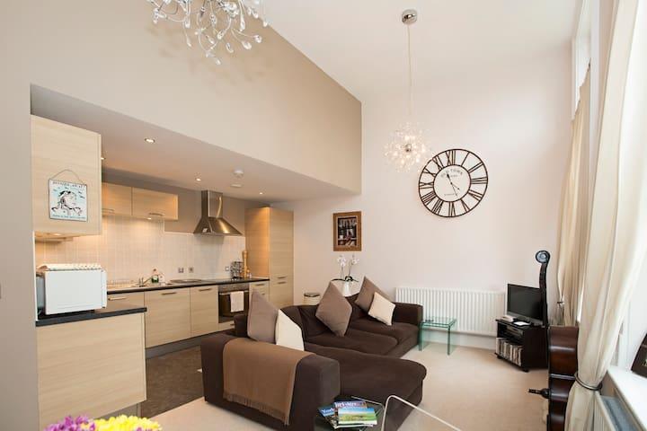 Luxury 2BD Victorian Apartment