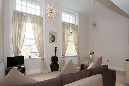 Luxury 2BD Victorian Apartment - Menston - Wohnung