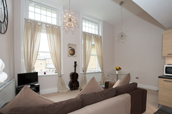 Luxury 2BD Victorian Apartment