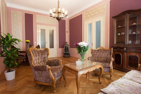 Prague historical center luxury apt