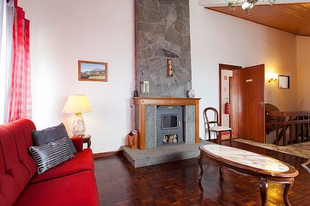 Suite-Sophia Miradouro da Papalva - Lajes Do Pico - Bed & Breakfast