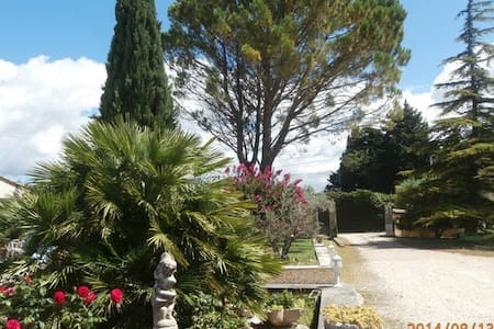 Bastide des mereuilles M. Pagnol - Orange - Bed & Breakfast