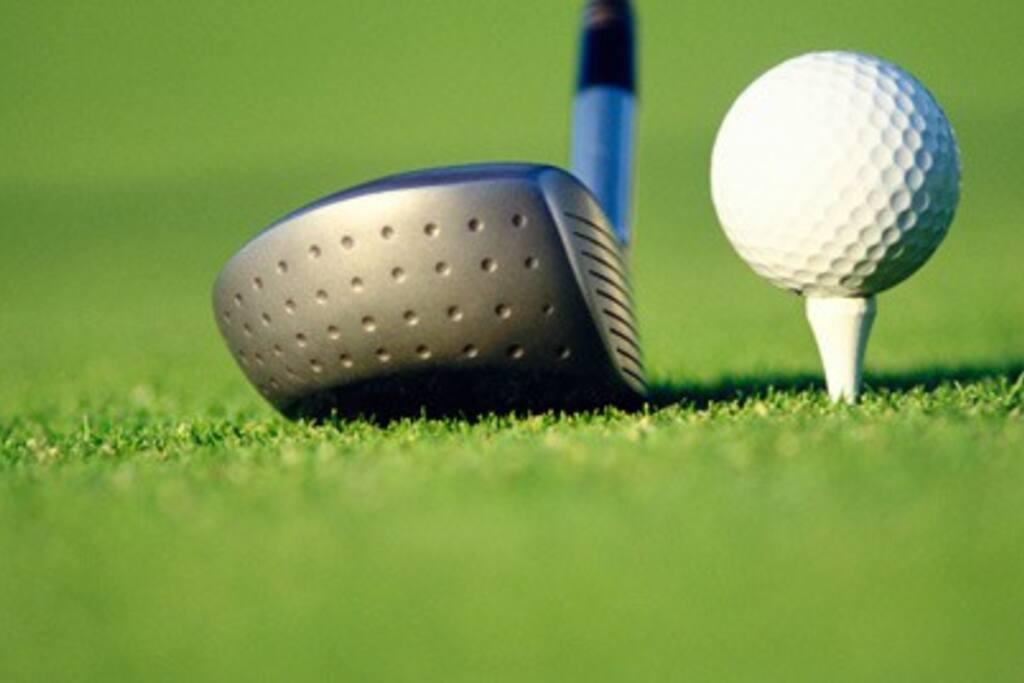 Golf a 5 minutos