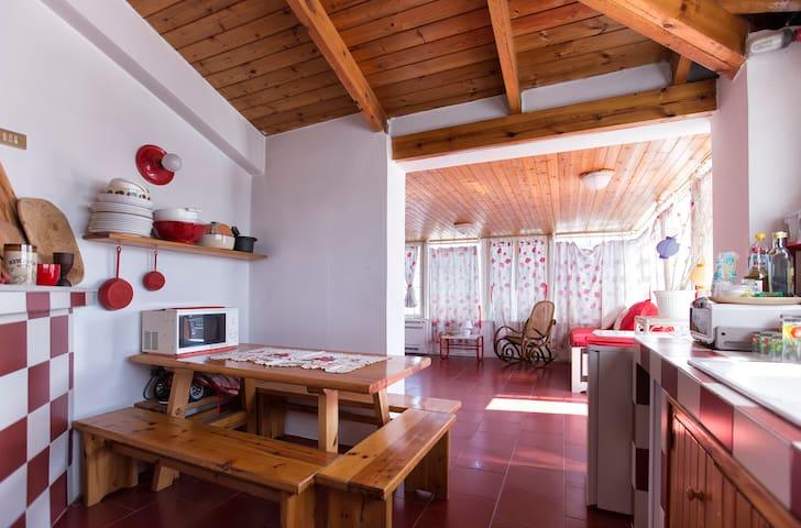 Mansarda panoramica Sassari-Asinara - Sassari - Wohnung