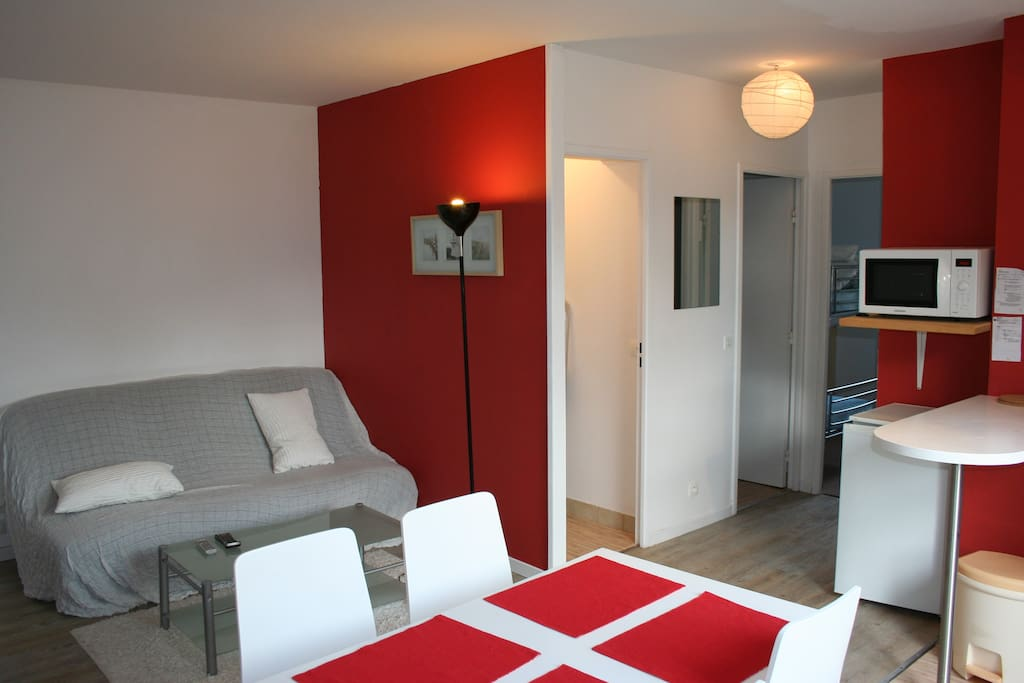 villers sur mer normandie 3 pieces appartements louer villers sur mer basse normandie france. Black Bedroom Furniture Sets. Home Design Ideas
