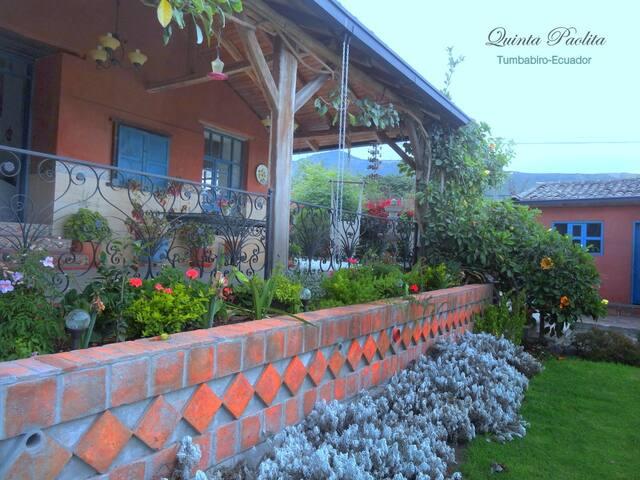 Habitación matrimonial - Urcuquí