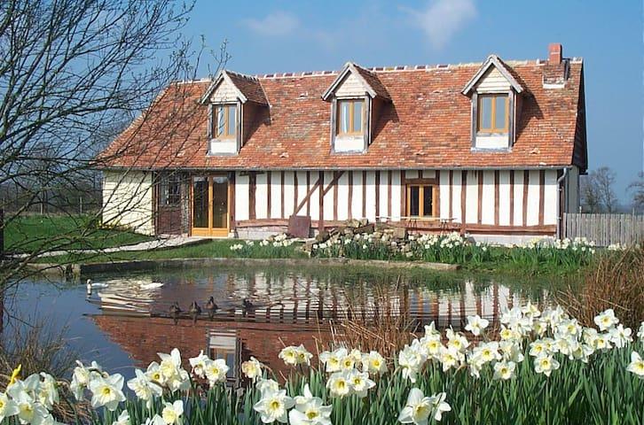 La Maison des Canards - Montviette - House