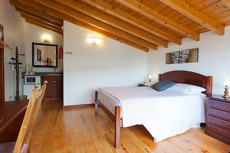 Suite Jasmine - Miradouro da Papalv - Lajes Do Pico - Bed & Breakfast