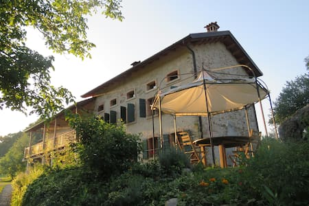 The house in the woods, Dolomites - Tiago - Bed & Breakfast