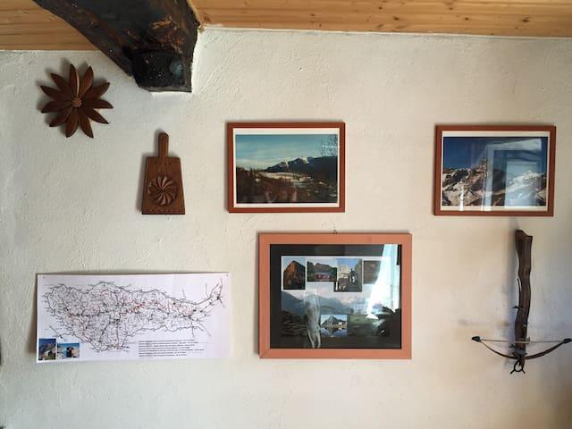 Accogliente Baita di Montagna - Cucchiales - Chalet