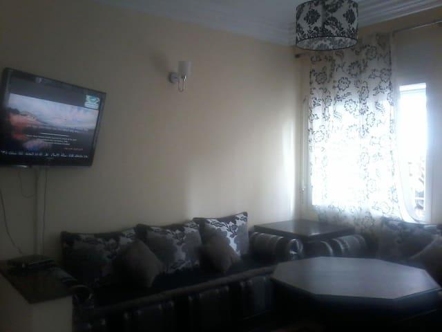 Apartment in a small seaside resort has Rabat city - Rabat - Daire