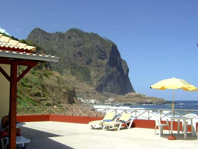 Strandhaus - Beach House Villa Lumera - Porto da Cruz - House