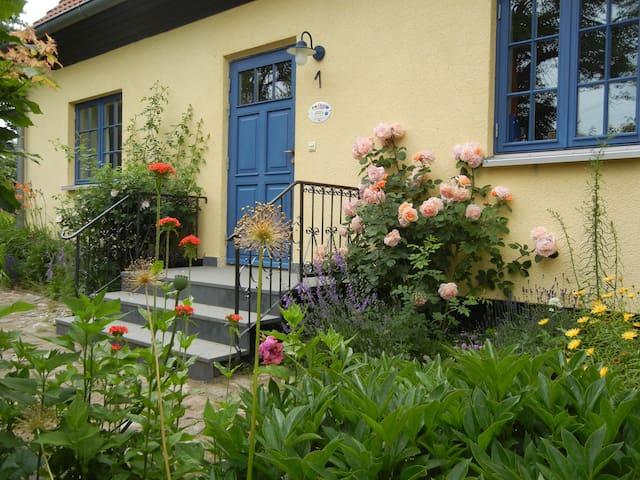 Ferienhaus Kastanie - Klein Siemen - Kröpelin - House