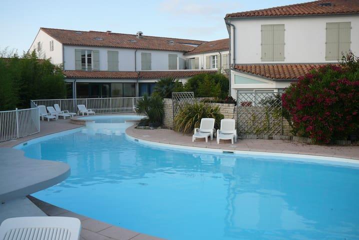 Résidence le mail - La Couarde-sur-Mer - Apartment
