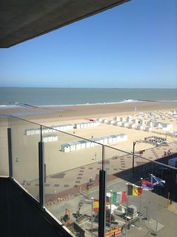 Appartement chic avec vue sur mer - Knokke-Heist - (ไม่ทราบ)