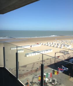 Appartement chic avec vue sur mer - Knokke-Heist - Ortak mülk
