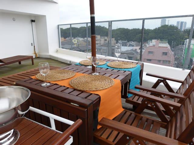 Specious Terrace APT Shibuya/Jiyugaoka [6] - Setagaya-ku - Pis