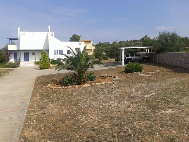 private villa with pool - Porto Cheli - Villa