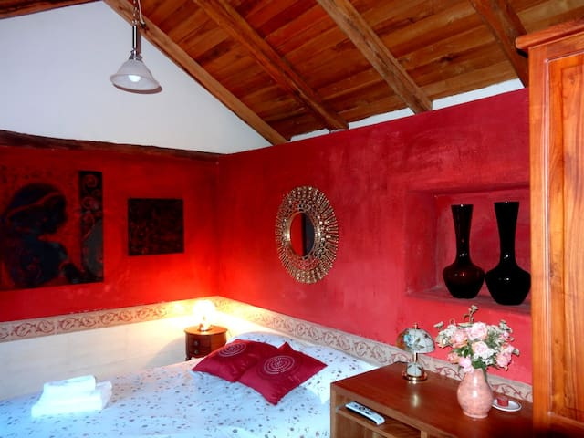 Habitación familiar - Urcuquí