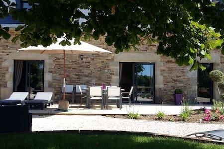 Le Gîte de Kermal - Finistère sud - bannalec - Dům