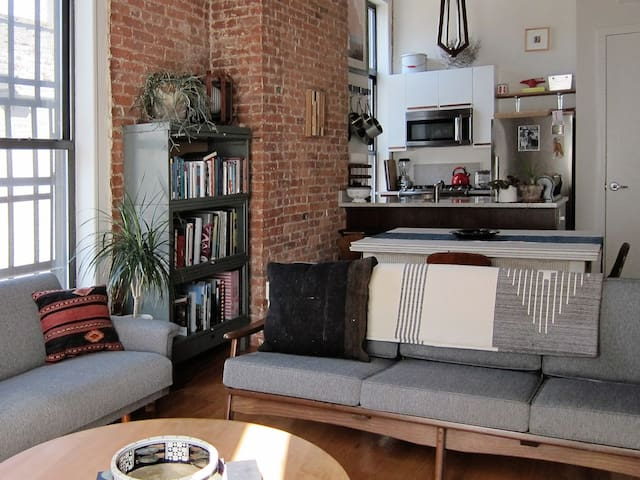 Architecture-Design-Williamsburg - Brooklyn - Apartment