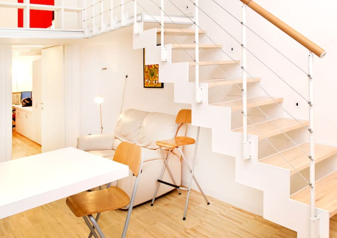 Milano navigli porta genova loft appartamenti in affitto - Navigli porta genova ...