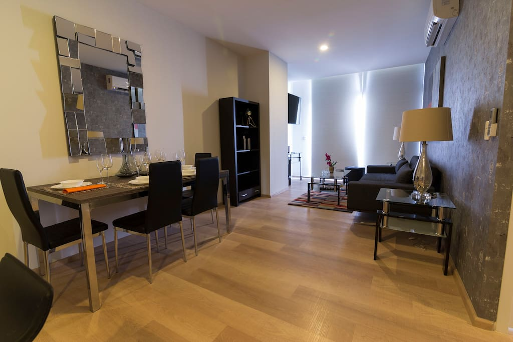 Brand New Apartment At Nuevo Sur Departamentos En
