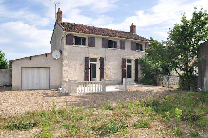 Maison proche du futuroscope. - Montmorillon - House