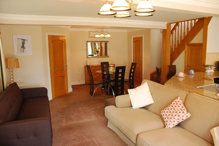The Lodge at Field View - Tydd Saint Mary - Apartment