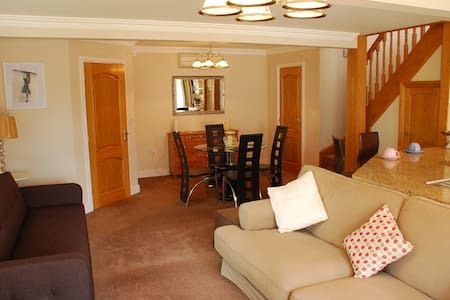 The Lodge at Field View - Tydd Saint Mary - Apartemen
