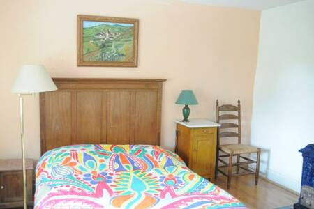 Room in cozy farmhouse - Le Val-d'Ajol - Bed & Breakfast