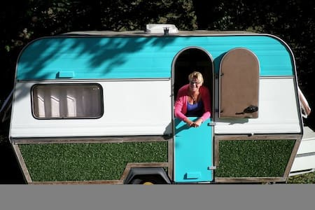 Cozy caravan - Le Val-d'Ajol