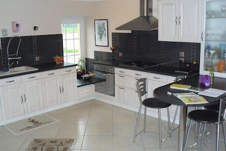 Chambre dans maison individuelle chez l'habitant