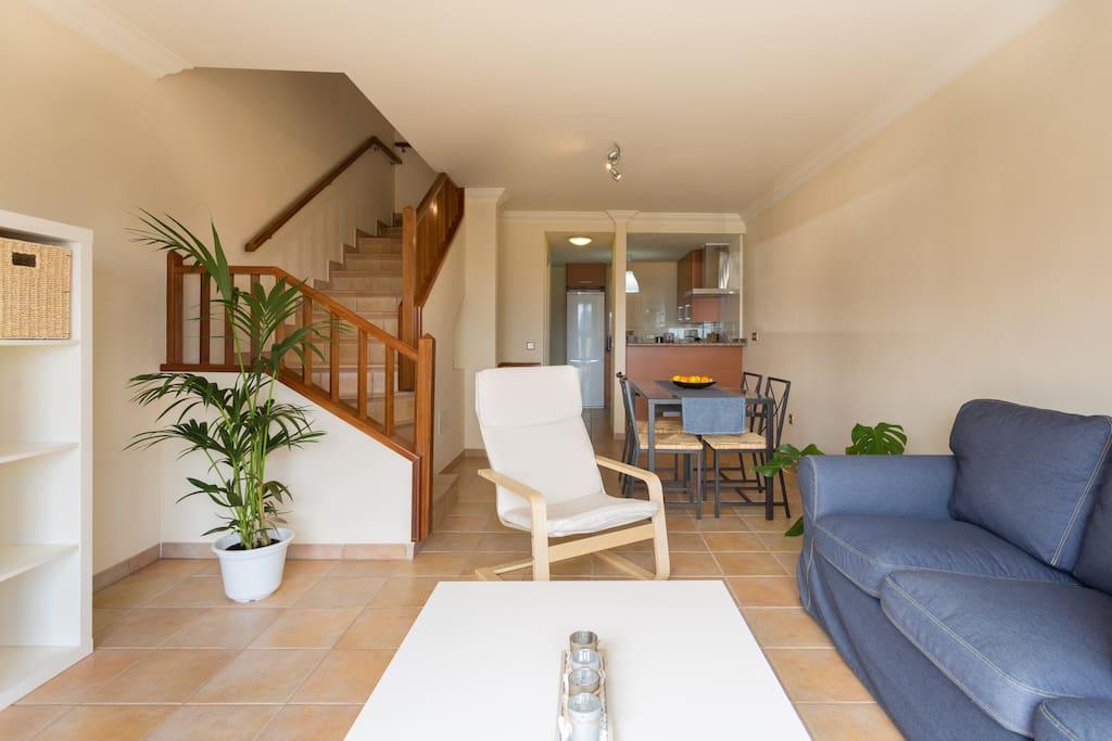 Casa el medano ii tenerife sur maisons de ville louer for Apartamentos en el sur de tenerife ofertas