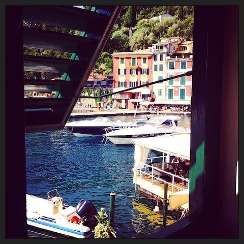 pieds dans l'eau in Portofino - Portofino - Apartment