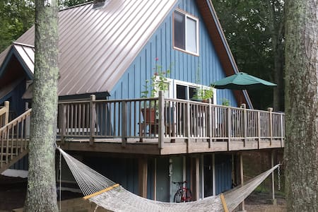 Entire Cozy Chalet 5 min from Uconn - Mansfield - Casa