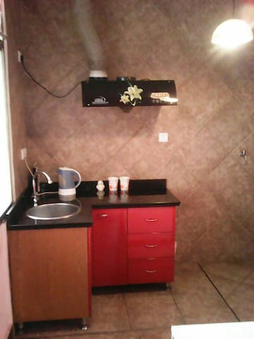 Apartment (1 Doublebed) - Huangshan
