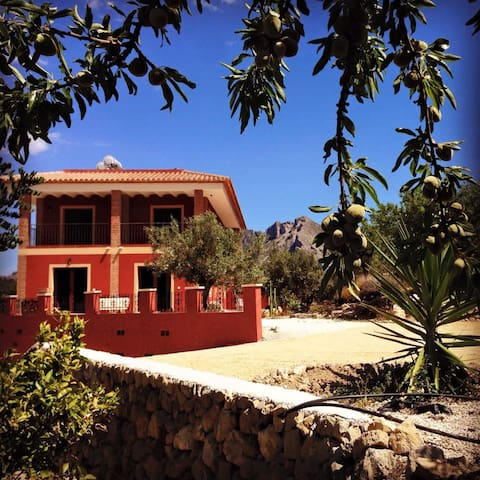 Welcome to 'finca-oliva' Bolulla. - Bolulla - House