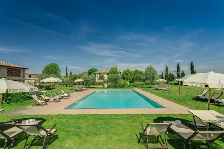 Apartment in Chianti 3 bedrooms!!! - Tavarnelle Val di Pesa - Appartement