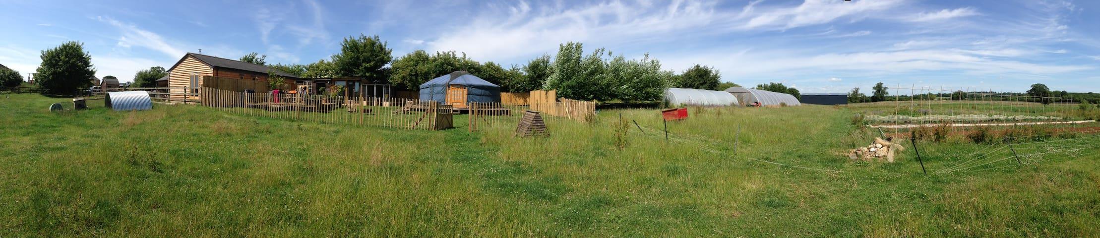 Moonacre Yurt - Frome - Jurta