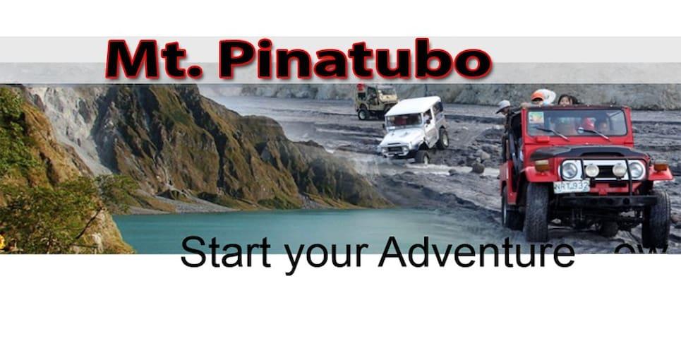 Lodge at Mt. Pinatubo - Capas - Bed & Breakfast