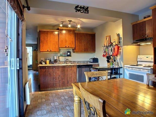 Nice and cozy appartment in Quebec - Quebec - Apartamento